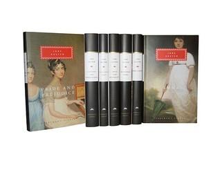 Jane Austen: Emma/Mansfield Park/Northanger Abbey/Persuasion/Pride & Prejudice/Sanditon & Other Stories/Sense & Sensibility