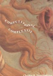 Computational Complexity Pdf Book