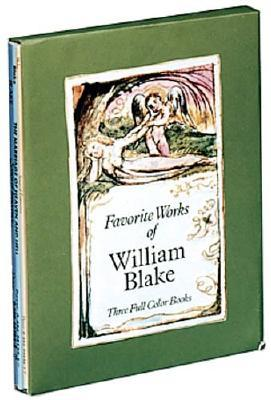 Favorite Works of William Blake: Three Full-Color Books