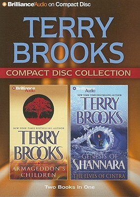Terry Brooks CD Collection: Armageddon's Children, The Elves of Cintra