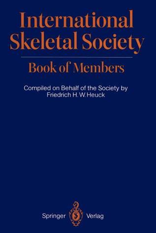 International Skeletal Society Book of Members