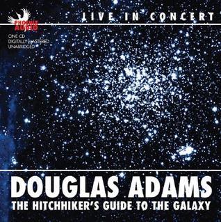 Douglas Adams Live in Concert