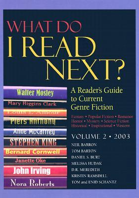 What Do I Read Next? 2003, Volume 2