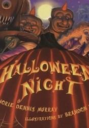 Halloween Night Book by Marjorie Dennis Murray