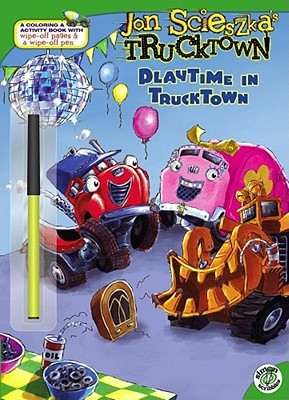 Playtime in Trucktown