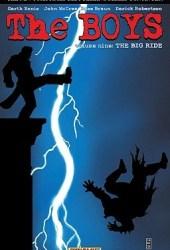 The Boys, Volume 9: The Big Ride Pdf Book