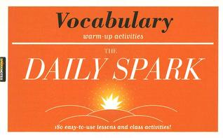 Vocabulary (SparkNotes The Daily Spark)