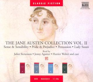 The Jane Austen Collection: Persuasion, Pride and Prejudice, Sense and Sensibility, Lady Susan v. 2