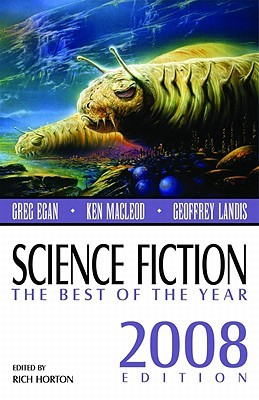 Science Fiction: The Best of the Year, 2008