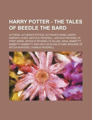 Harry Potter - The Tales of Beedle the Bard: Wikipedia Articles
