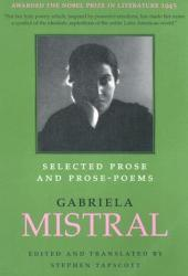 Selected Prose and Prose-Poems