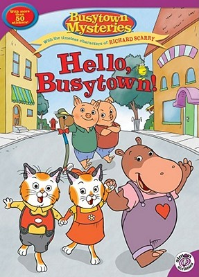 Hello, Busytown!