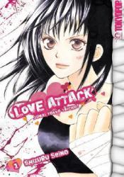 Love Attack, Volume 1 Pdf Book