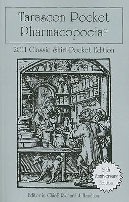 Tarascon Pocket Pharmacopoeia 2011 Classic Shirt Pocket