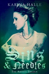 Sins & Needles (The Artists Trilogy, #1)