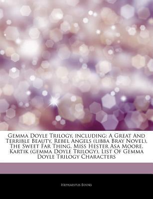 Articles about Gemma Doyle Trilogy