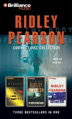 Ridley Pearson CD Collection 2: The Art of Deception, The Body of David Hayes, Cut and Run