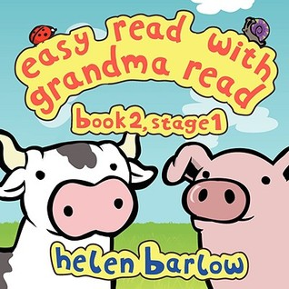 Easy Read with Grandma Read: Book 2, Stage 1