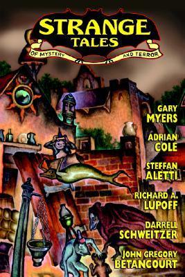 Strange Tales #8 (vol. 4, no. 1)