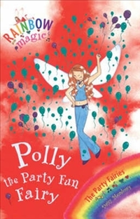 Polly the Party Fun Fairy (Rainbow Magic, #19; Party Fairies, #5)