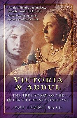 Image result for victoria and abdul by shrabani basu