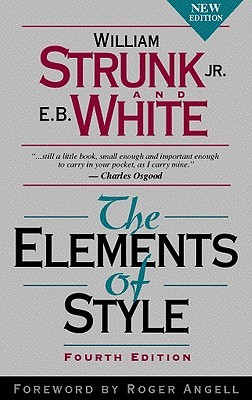 The Elements of Style [with Brief New Century Handbook]