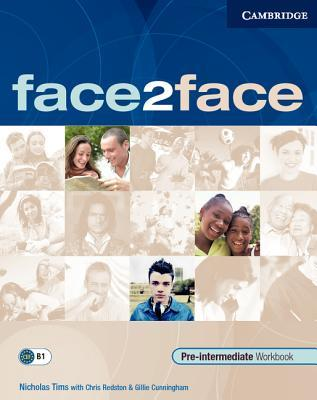 Face2face Pre-Intermediate Workbook with Key [With Key]