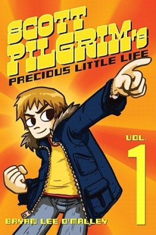 Scott Pilgrim, Volume 1: Scott Pilgrim's Precious Little Life Book Pdf ePub