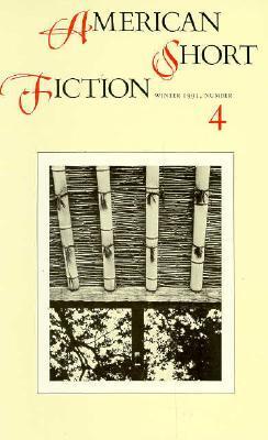 American Short Fiction (Volume 1, Issue 4, Winter 1991)