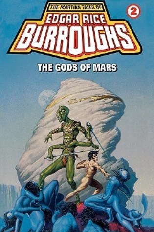 The Gods of Mars (Barsoom #2) Book Pdf ePub
