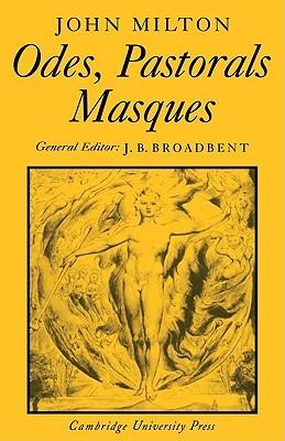 Odes, Pastorals, Masques