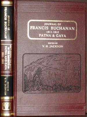Journal of Francis Buchanan 1811-1812: Patna and Gaya
