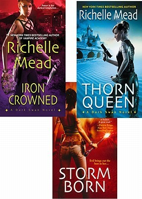 Dark Swan Bundle: Storm Born, Thorn Queen, & Iron Crowned (Dark Swan #1-3)