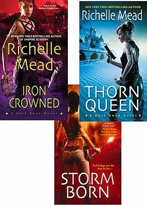 Dark Swan Bundle: Storm Born, Thorn Queen, & Iron Crowned (Dark Swan #1-3)
