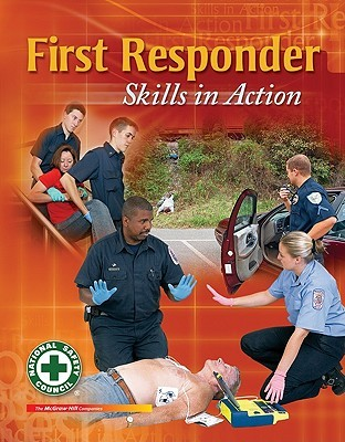 First Responder Skills in Action [With First Responder Pocket Guide and 2 DVDs]