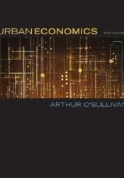 Urban Economics Pdf Book
