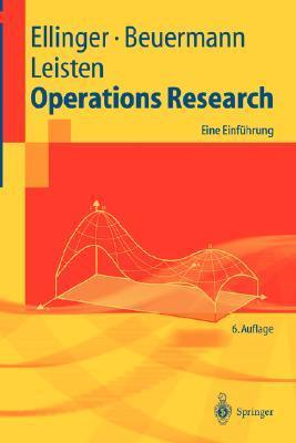 Operations Research: Eine Einführung (Springer Lehrbuch)