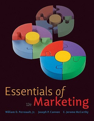 Essentials Of Marketing A Marketing Strategy Planning Approach By