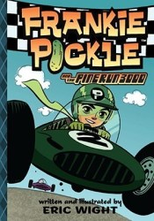 Frankie Pickle and the Pine Run 3000 (Frankie Pickle, #2) Pdf Book