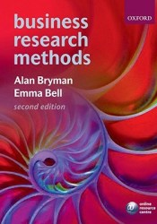 Business Research Methods Pdf Book