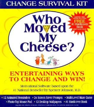 Who Moved My Cheese Change Survival Kit [With Change Survival Kit CDROM]