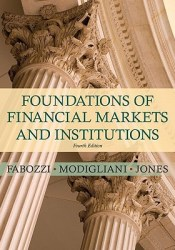 Foundations of Financial Markets and Institutions Pdf Book