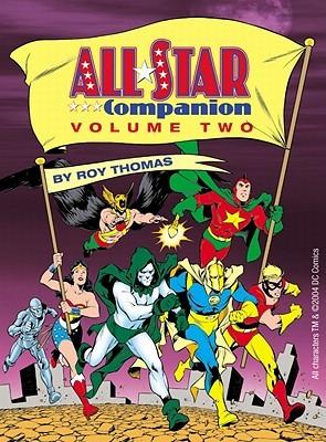 All-Star Companion, Volume 2