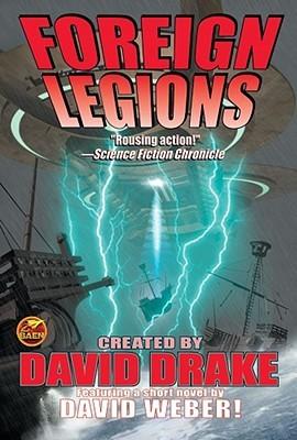 Foreign Legions (Earth Legions, #2)