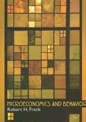Microeconomics and Behavior Pdf Book