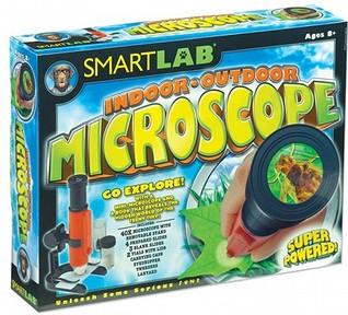 Indoor/Outdoor Microscope