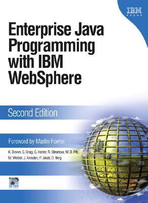 Enterprise Java Programming with IBM WebSphere