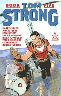 Tom Strong, Book 5