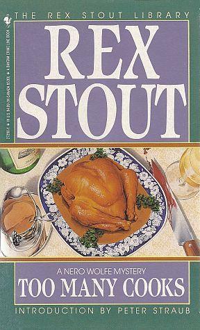 Too Many Cooks (Nero Wolfe, #5)