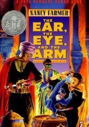 The Ear, the Eye, and the Arm Pdf Book